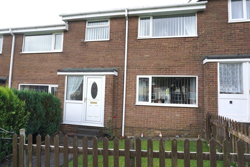 3 Bedrooms Terraced House for sale in Lambton Avenue, Consett