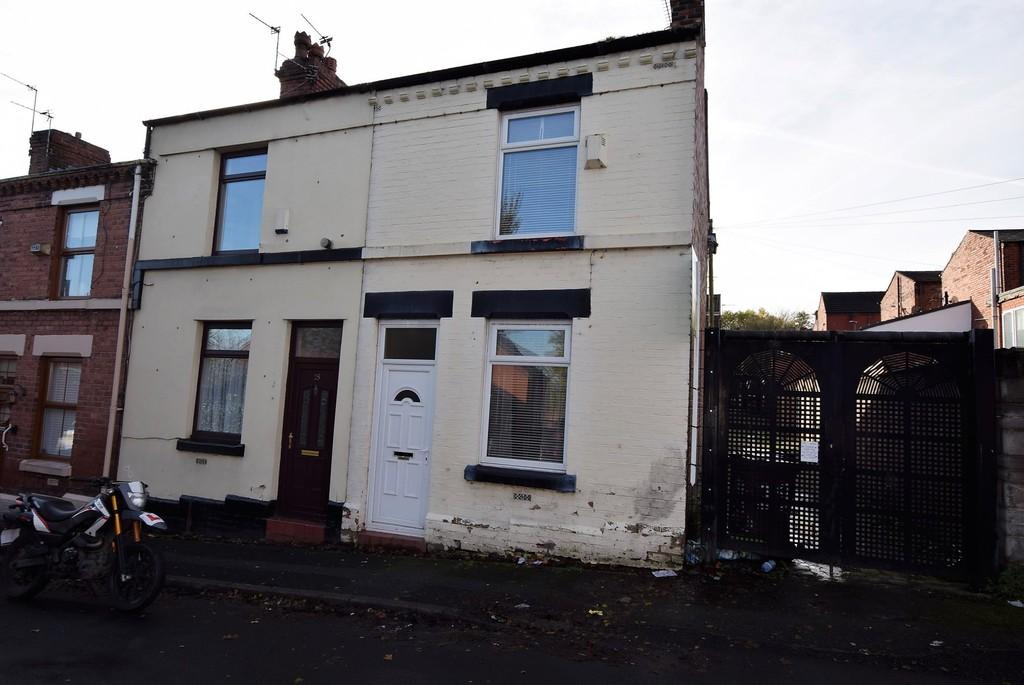 2 Bedrooms End Of Terrace House for sale in Crispin Street, St Helens Central, St. Helens