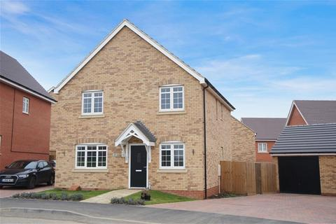 4 bedroom detached house for sale - Hastings Crescent, New Cardington