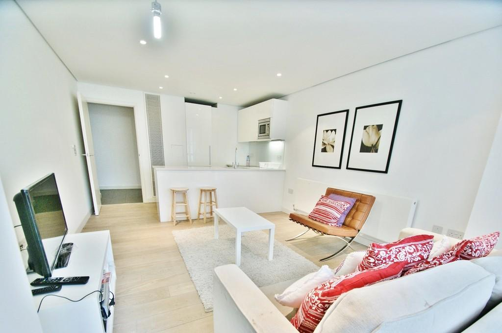2 Bedrooms Apartment Flat for sale in Merchant Square, Paddington