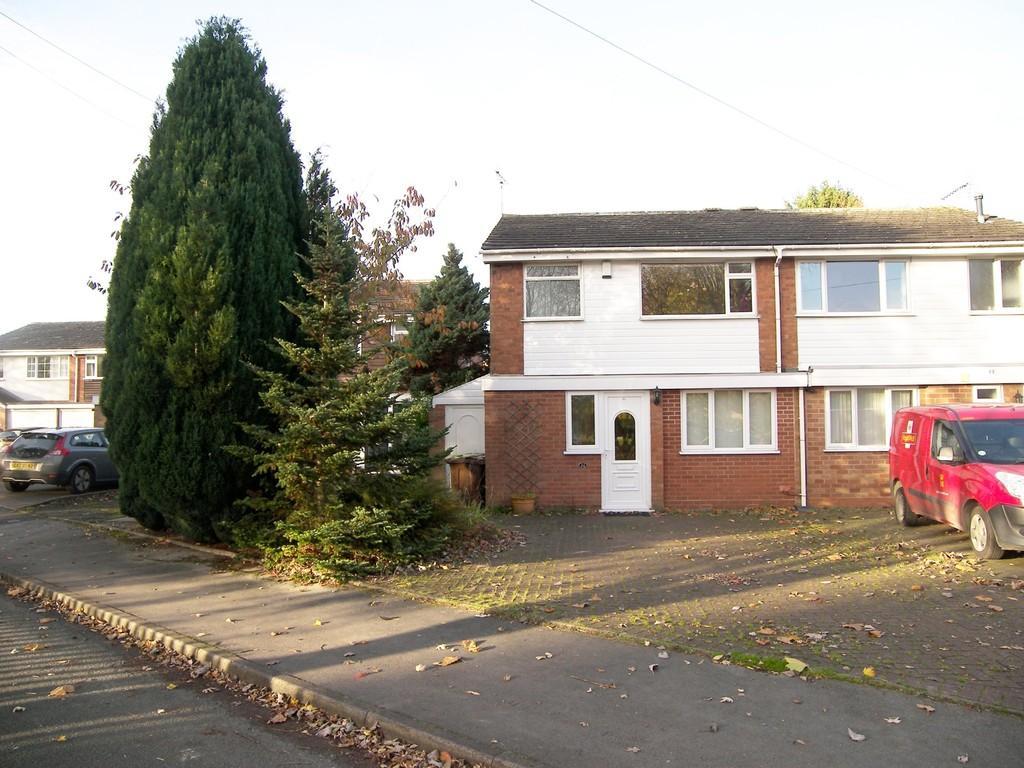 4 Bedrooms Semi Detached House for sale in Hazel Grove, Hockley Heath