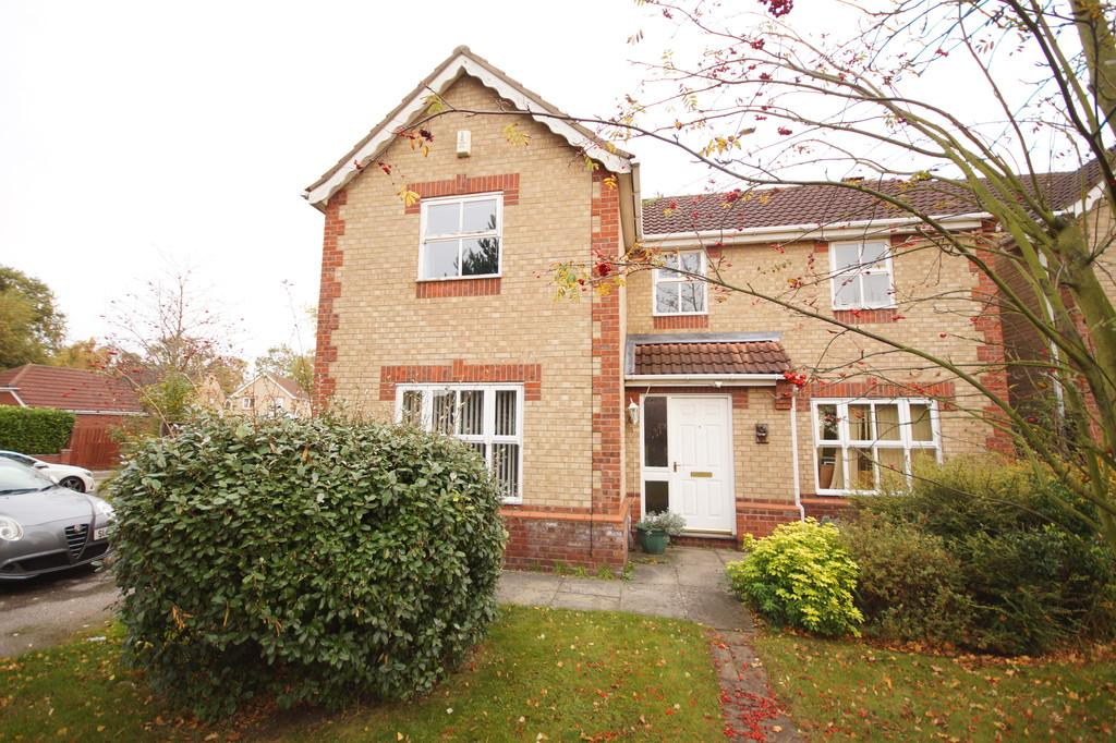 4 Bedrooms Detached House for sale in Fulmar Road, Lincoln