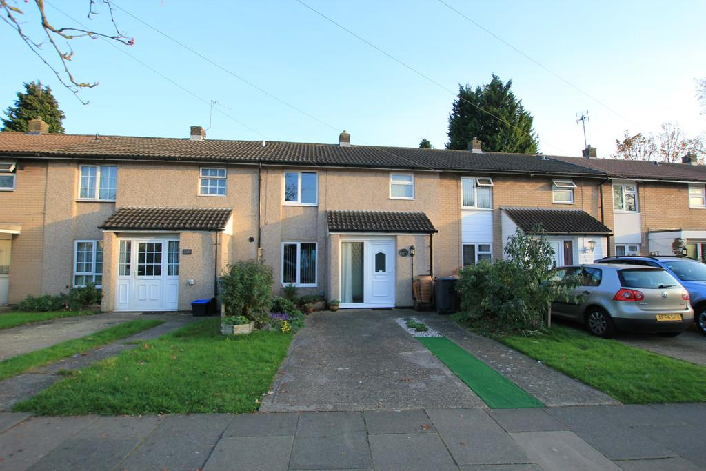 3 Bedrooms Terraced House for sale in Bedwell Crescent, Stevenage