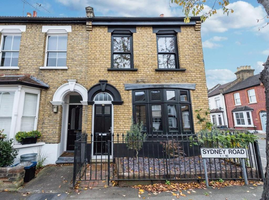 4 Bedrooms End Of Terrace House for sale in Sydney Road, Wanstead