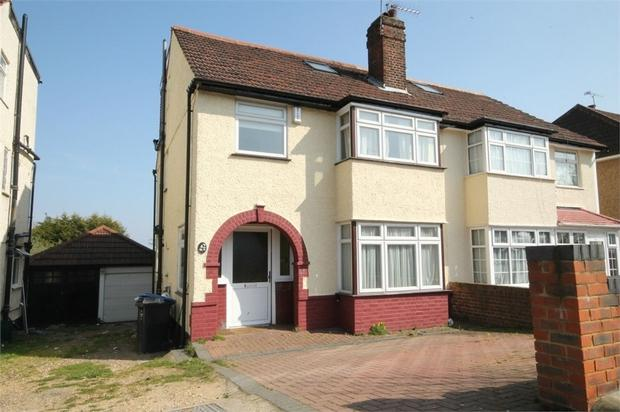 4 Bedrooms Semi Detached House for sale in Alder Grove , Dollis Hill, NW2