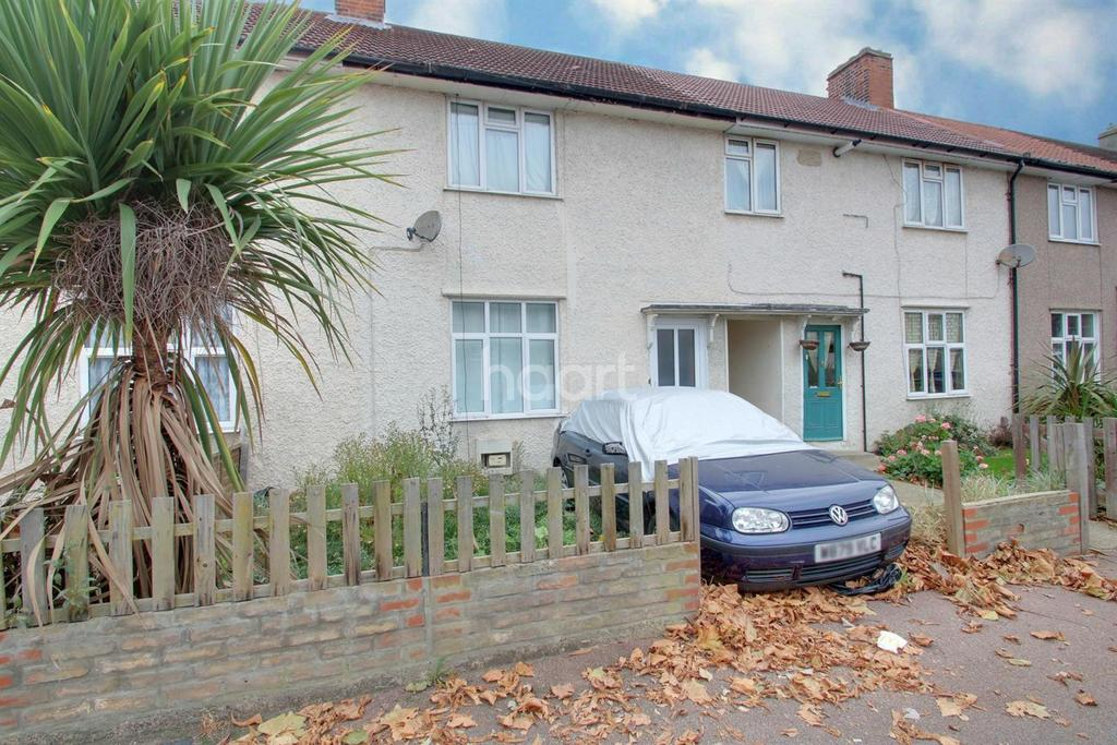 2 Bedrooms Terraced House for sale in Bushgrove Road, Dagenham