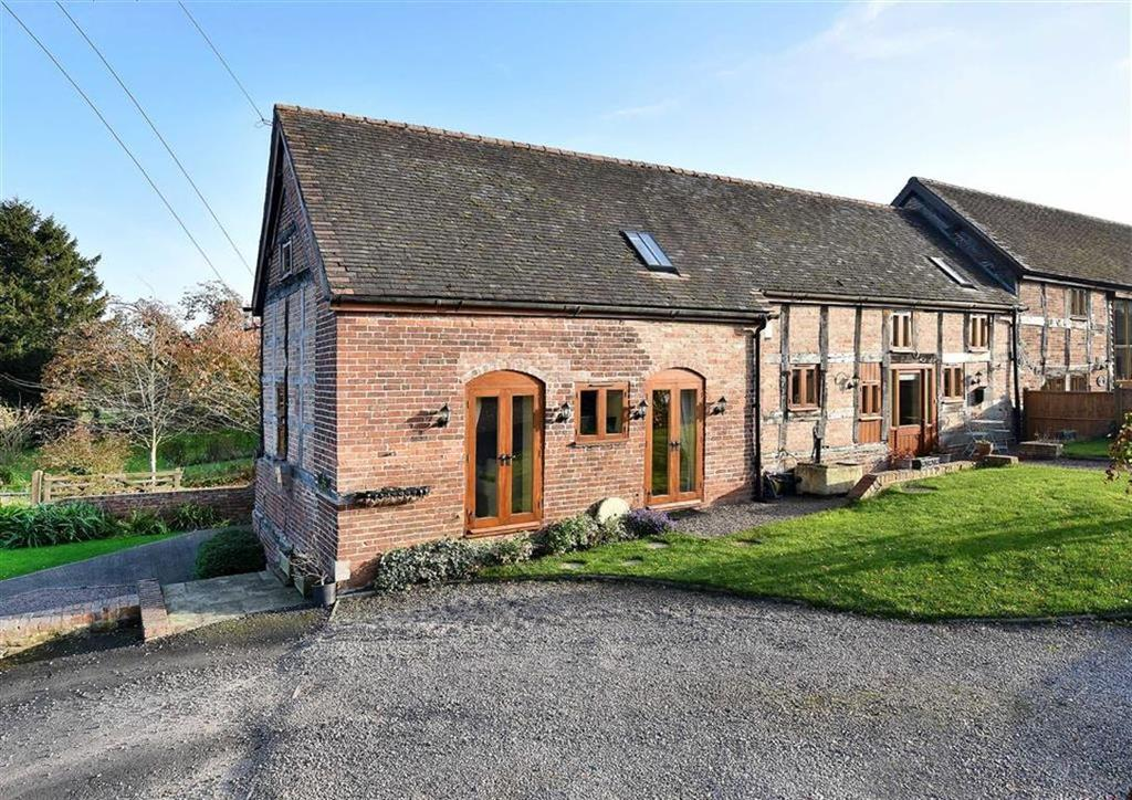 3 Bedrooms Barn Conversion Character Property for sale in The Hay Barn, Aston Eyre, Bridgnorth, Shropshire, WV16