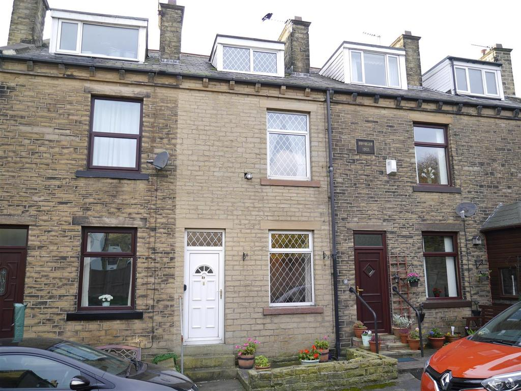 3 Bedrooms Terraced House for sale in Allen Croft, Birkenshaw, BD11 2AB