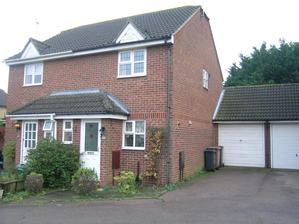 2 Bedrooms Semi Detached House for sale in Holmans, Boreham, Chelmsford