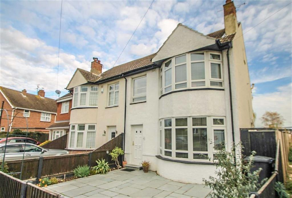 4 Bedrooms Semi Detached House for sale in Cotswold Road, Clacton-on-Sea