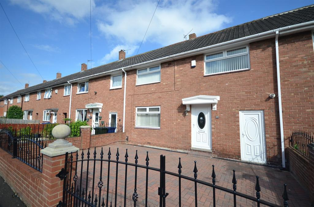 3 Bedrooms Terraced House for sale in Denton Burn