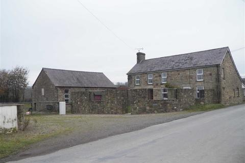 3 bedroom property with land for sale - Ffostrasol, Llandysul, Carmarthenshire