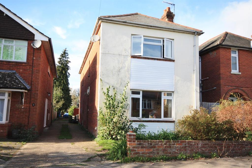 4 Bedrooms Detached House for sale in Scotter Road, Bishopstoke, Eastleigh