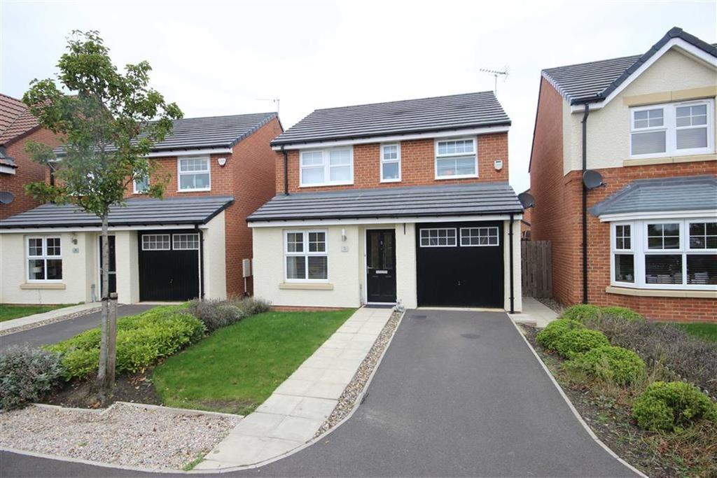 3 Bedrooms Detached House for sale in Benedict Lane, Hebburn, Tyne And Wear