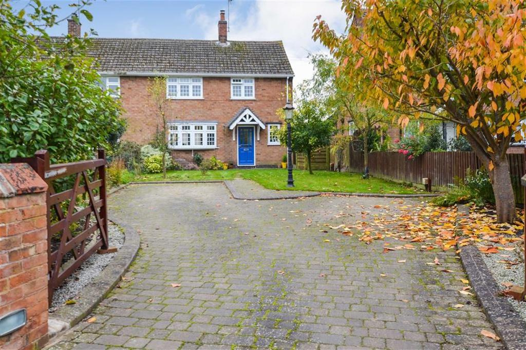 3 Bedrooms Semi Detached House for sale in Shackerstone