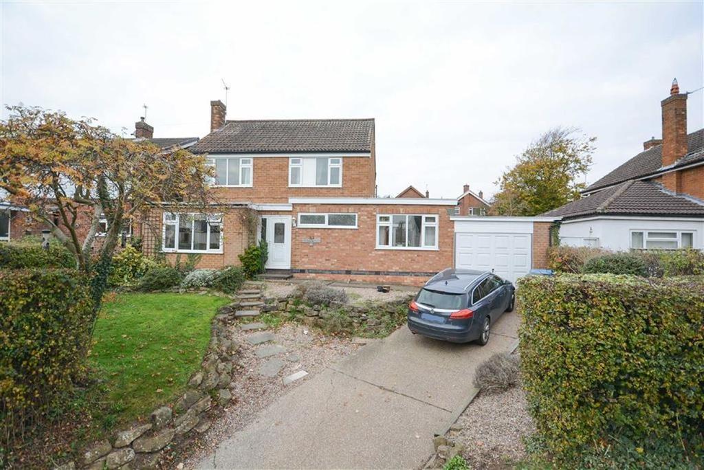 4 Bedrooms Detached House for sale in Normanton Lane, Keyworth