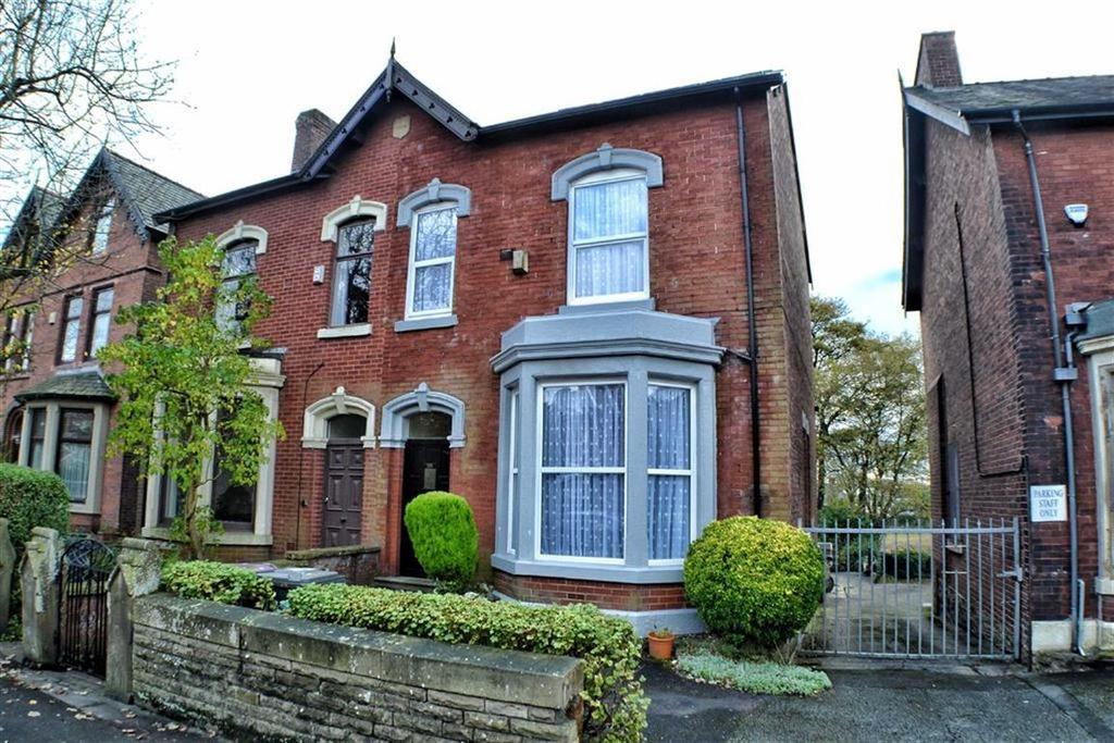 4 Bedrooms Semi Detached House for sale in Preston New Road, Blackburn