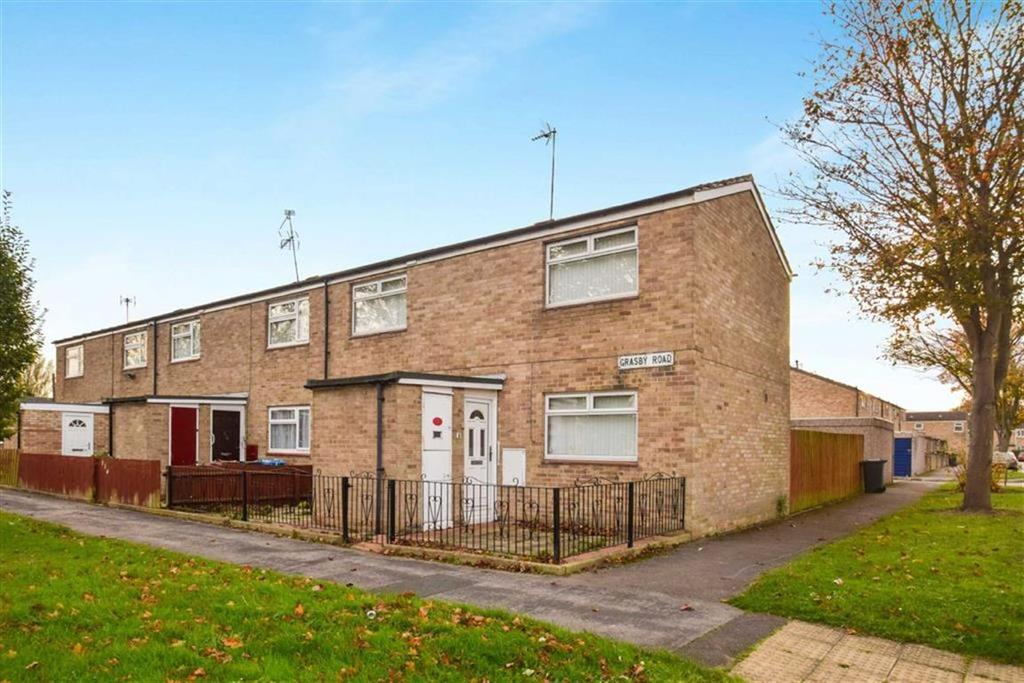 2 Bedrooms Terraced House for sale in Grasby Road, Hull, East Yorkshire, HU8