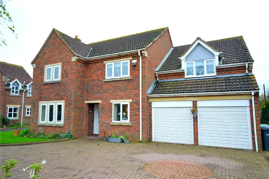 5 Bedrooms Detached House for sale in Hambleton Gate, Stokesley, North Yorkshire