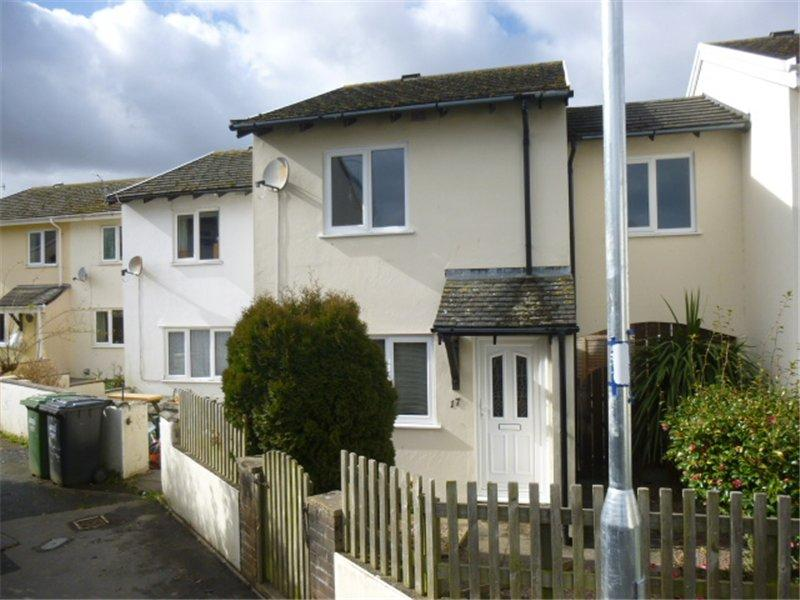 3 Bedrooms Terraced House for sale in 17 Church Grove, Newport, Barnstaple, EX32 9DJ