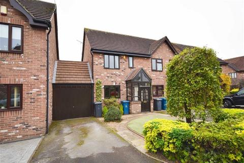 2 bedroom semi-detached house for sale - Bampton Court, Gamston