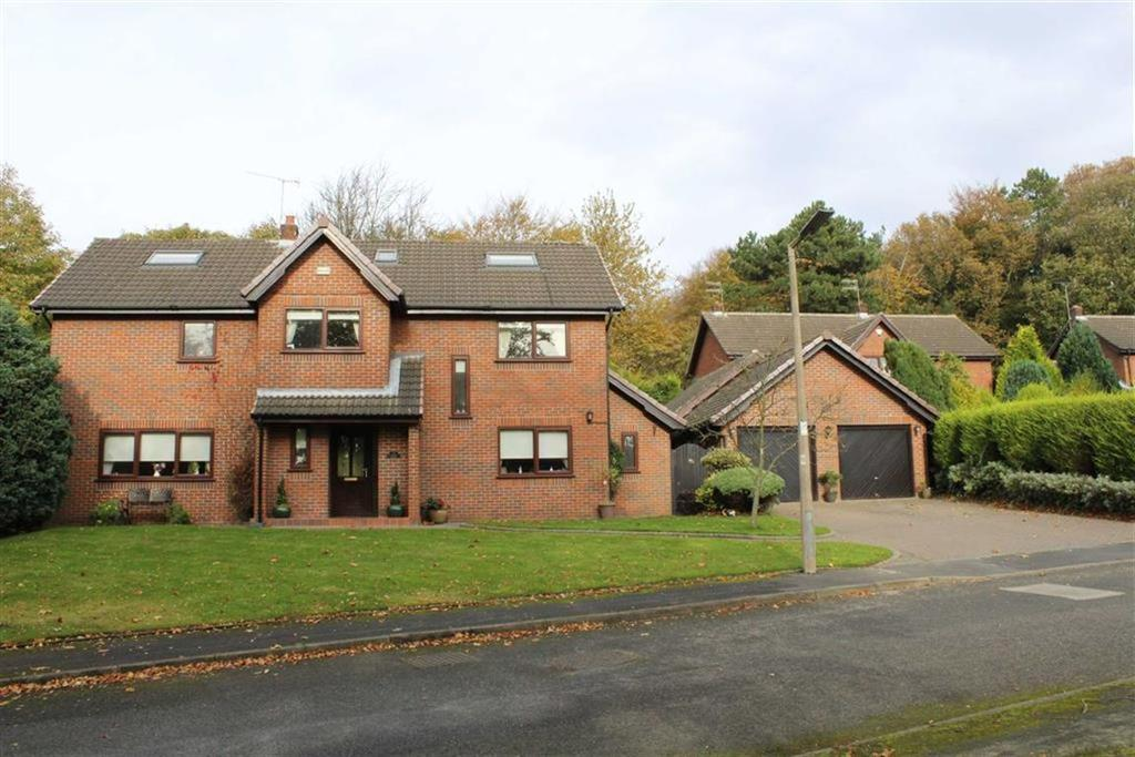 6 Bedrooms Detached House for sale in Brandreth Delph, Parbold, WN8