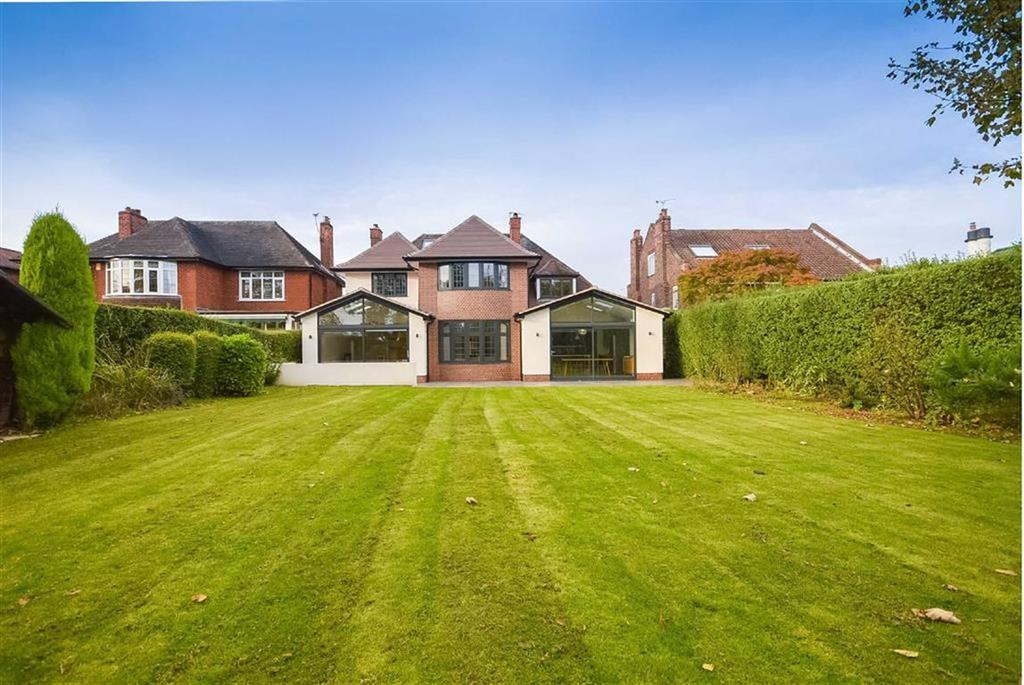 5 Bedrooms Detached House for sale in Boundary Road, West Bridgford