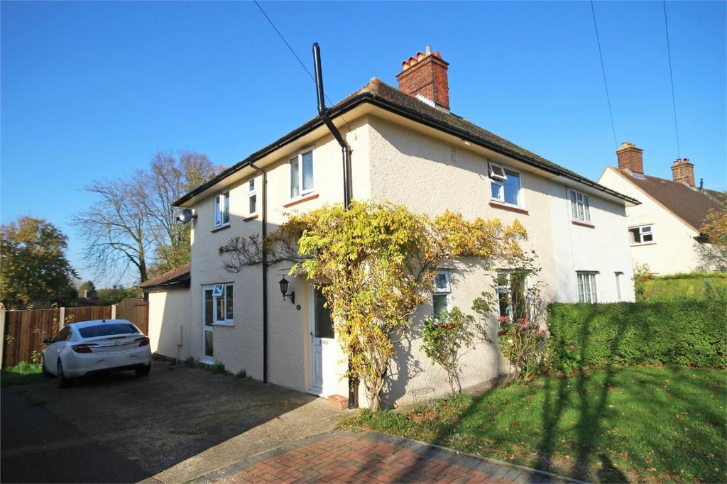 3 Bedrooms Semi Detached House for sale in The Crescent, Letchworth, Hertfordshire
