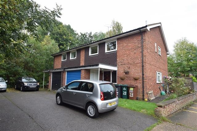 3 Bedrooms Semi Detached House for sale in Bridge Rd, Hunton Bridge, Kings Langley