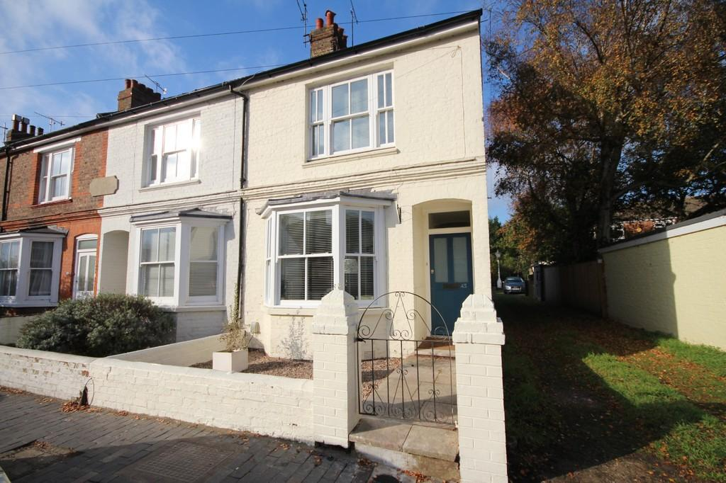 2 Bedrooms End Of Terrace House for sale in High Street, Tarring, Worthing BN14 7NR