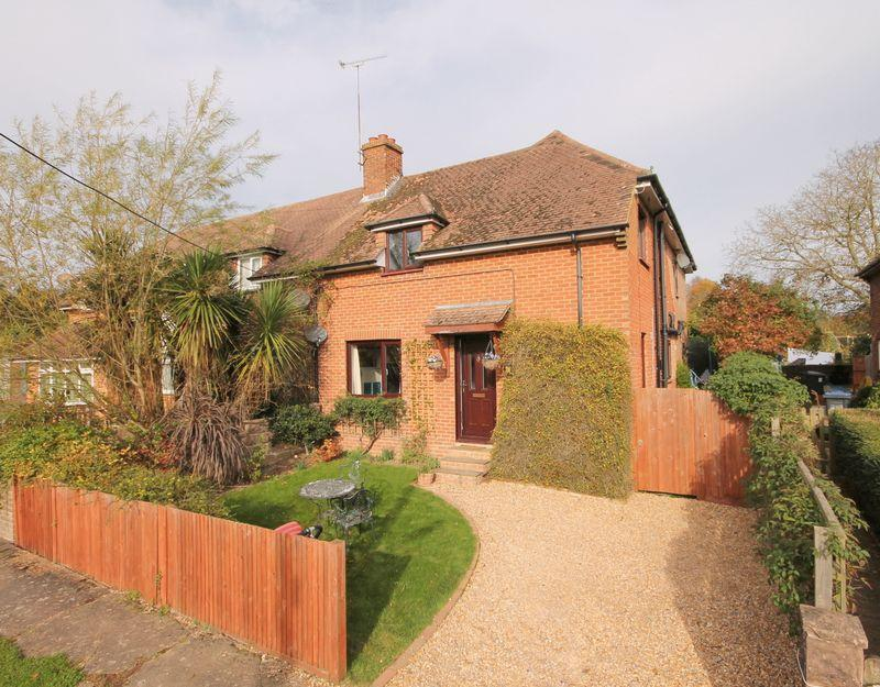 3 Bedrooms Semi Detached House for sale in Lodgelands, Ardingly, West Sussex