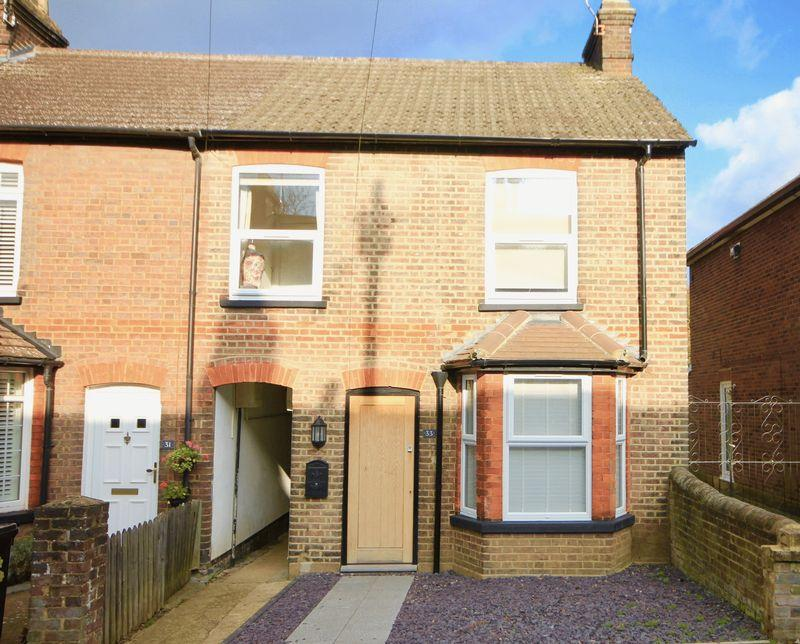 3 Bedrooms End Of Terrace House for sale in Summer Street, Slip End