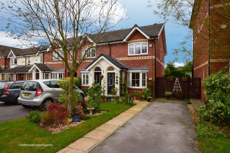 2 Bedrooms End Of Terrace House for sale in Chamberlain Drive, Wilmslow, Cheshire