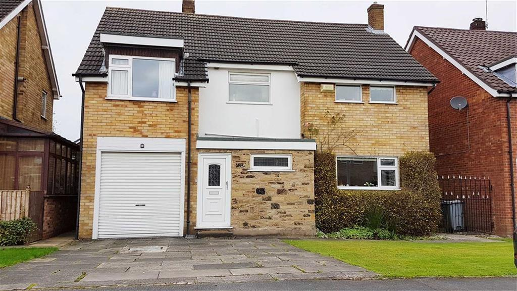 4 Bedrooms Detached House for sale in Hope Avenue, Handforth