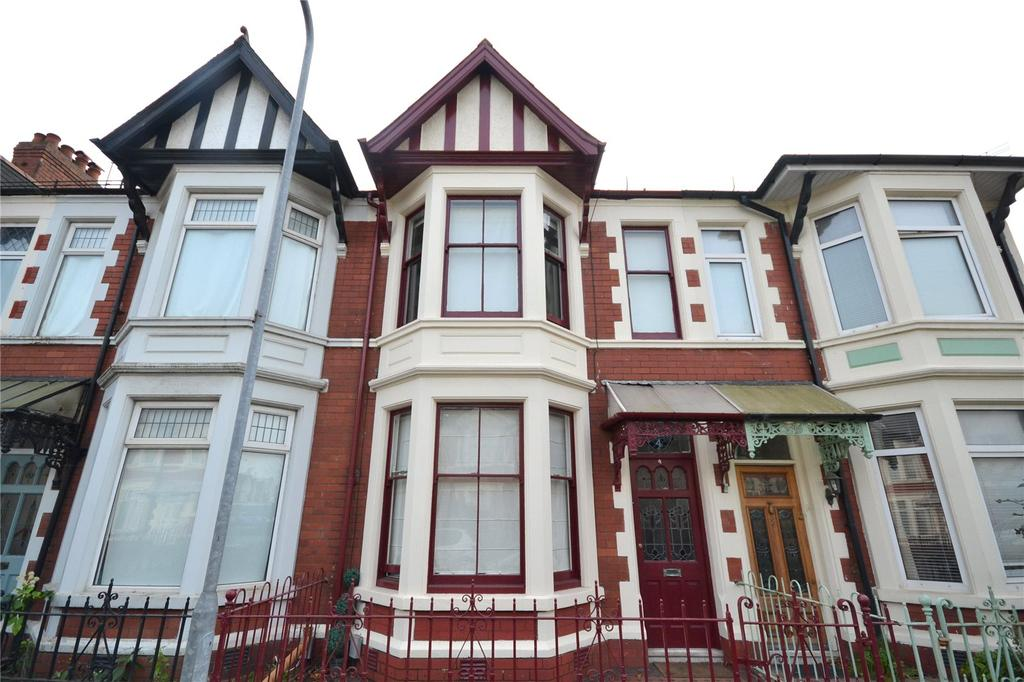 3 Bedrooms Terraced House for sale in Farmville Road, Splott, CARDIFF, CF24