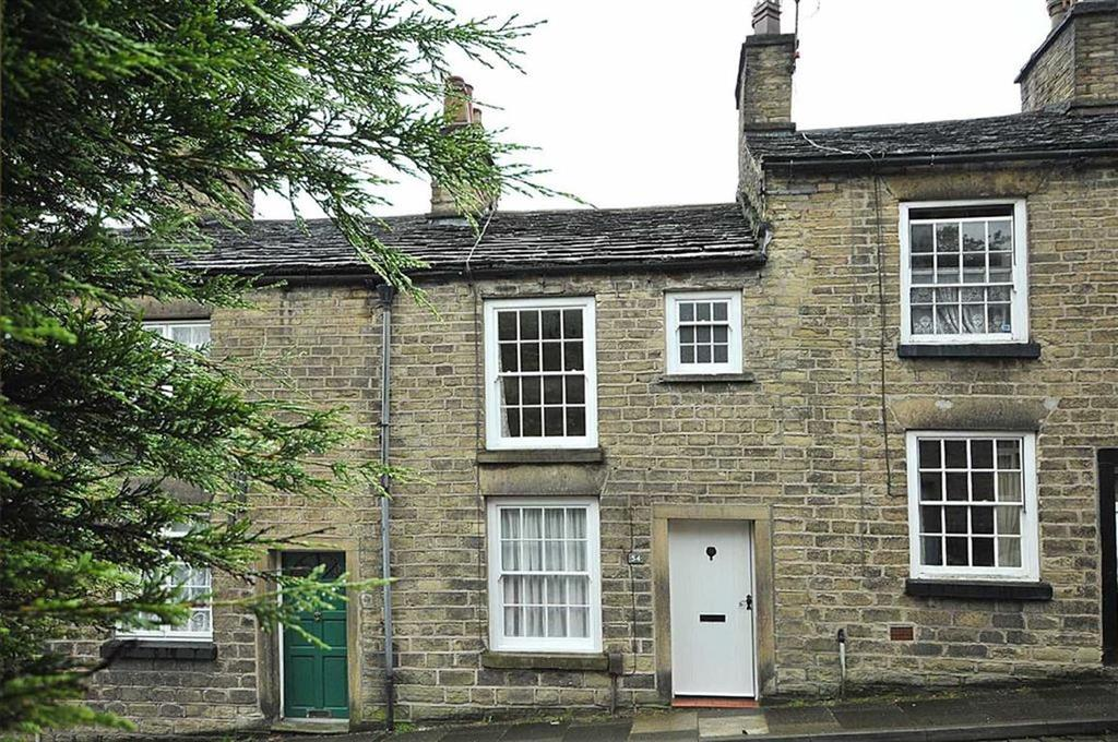 2 Bedrooms Terraced House for sale in High Street, Bollington, Macclesfield