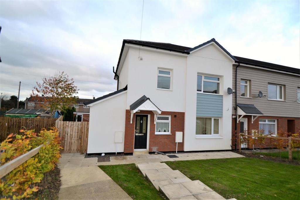 2 Bedrooms Apartment Flat for sale in York Hill Crescent, Spennymoor