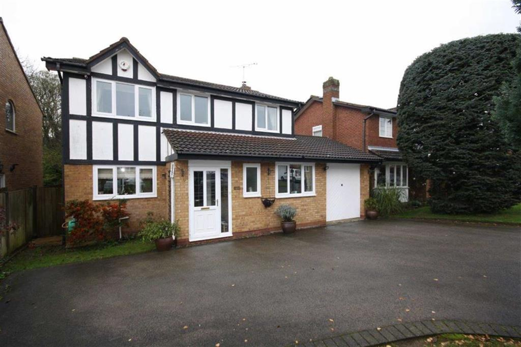 4 Bedrooms Detached House for sale in Fourfields Way, New Arley, Warwickshrie