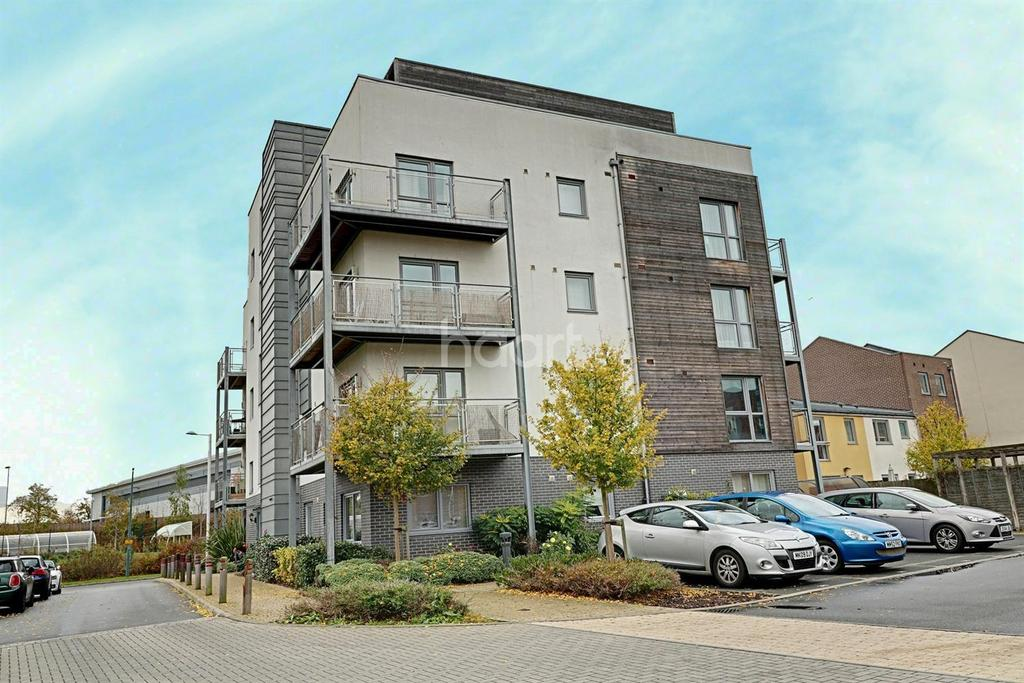 1 Bedroom Flat for sale in Swallows Court, Dartford, DA1
