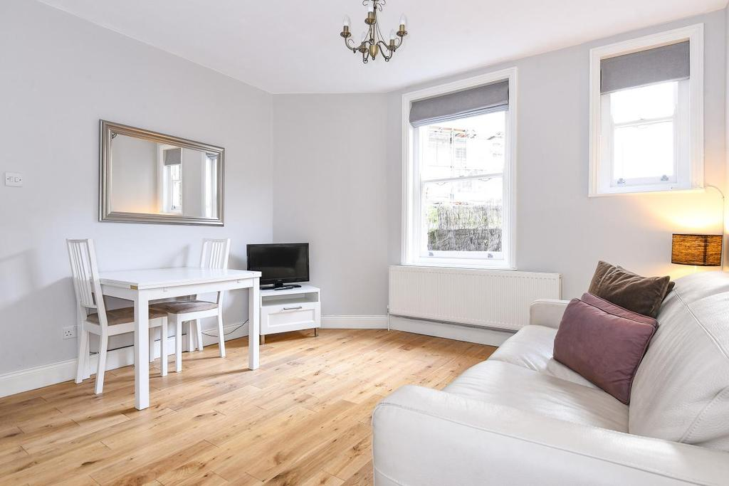 1 Bedroom Flat for sale in Musard Road, Fulham