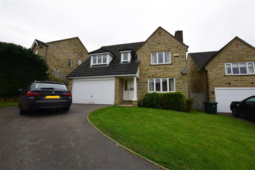 4 Bedrooms Detached House for sale in Hawthorne Way, Shelley, Huddersfield, HD8
