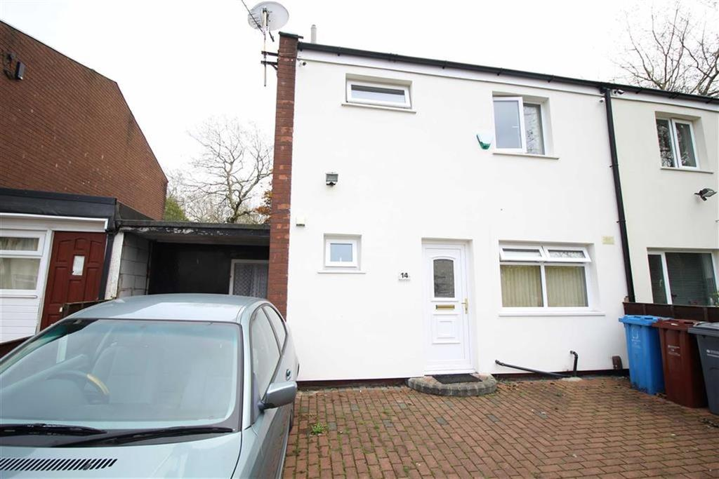 3 Bedrooms Semi Detached House for sale in Bethnall Drive, Fallowfield, Manchester