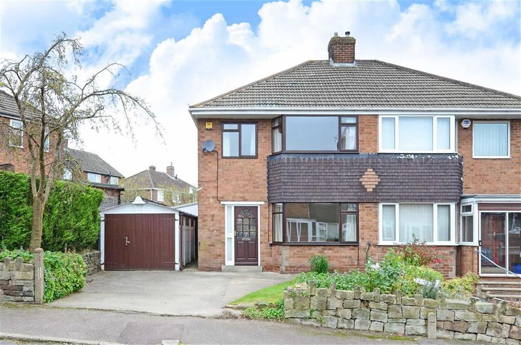 3 Bedrooms Semi Detached House for sale in 3, Netherfields Crescent, Dronfield, Derbyshire, S18