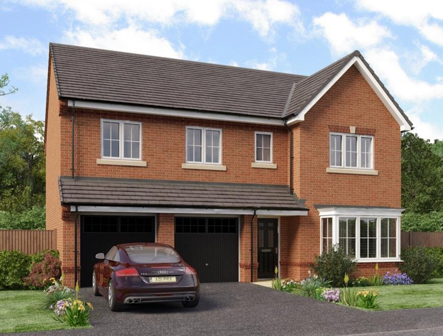 5 Bedrooms Detached House for sale in Jack Lane, Moulton