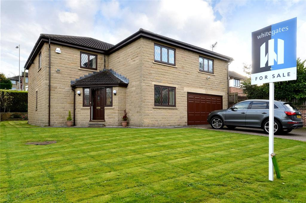 5 Bedrooms Detached House for sale in Bow Green, Clayton, Bradford, West Yorkshire, BD14