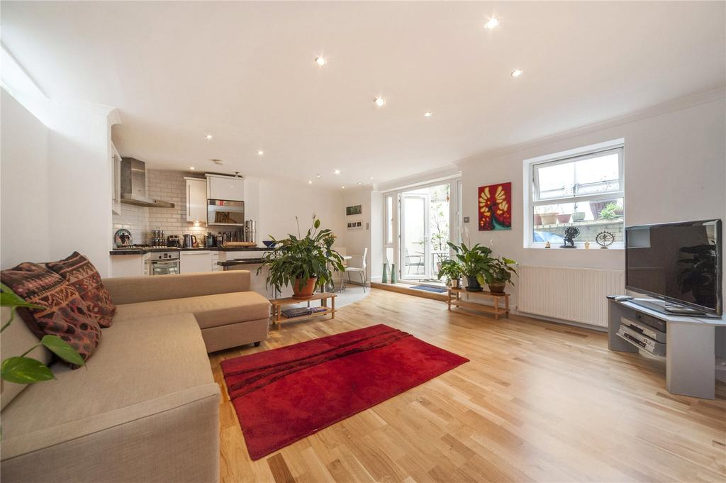 2 Bedrooms House for sale in Holmes Road, Kentish Town, London