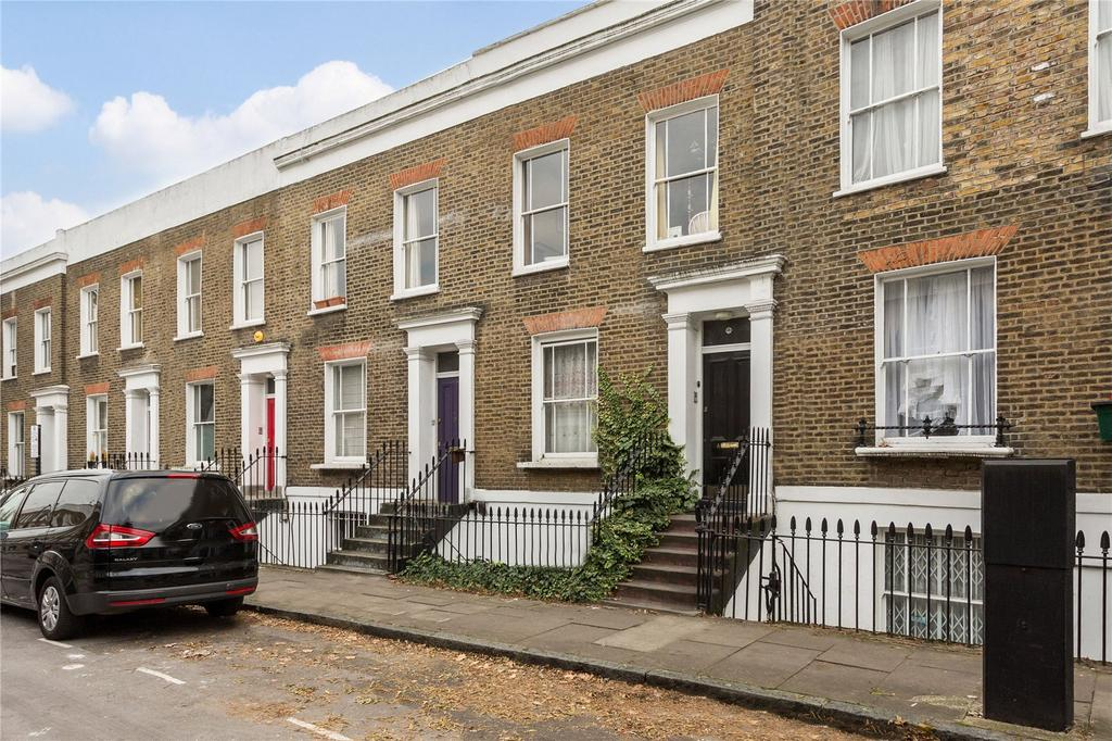 3 Bedrooms Flat for sale in Mitchison Road, Islington, London