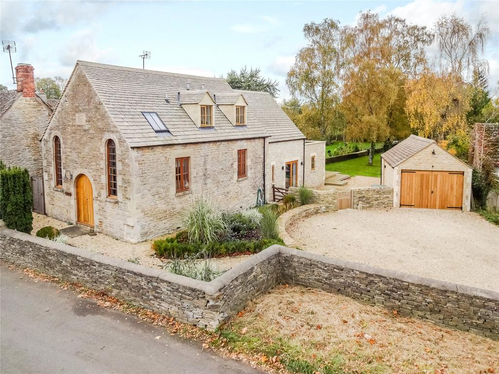 3 Bedrooms Detached House for sale in Bell Lane, Poulton, Cirencester, Gloucestershire