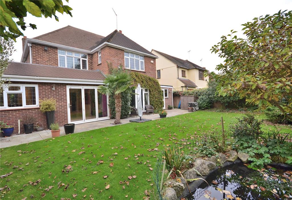 4 Bedrooms Detached House for sale in Westfield Avenue, Chelmsford