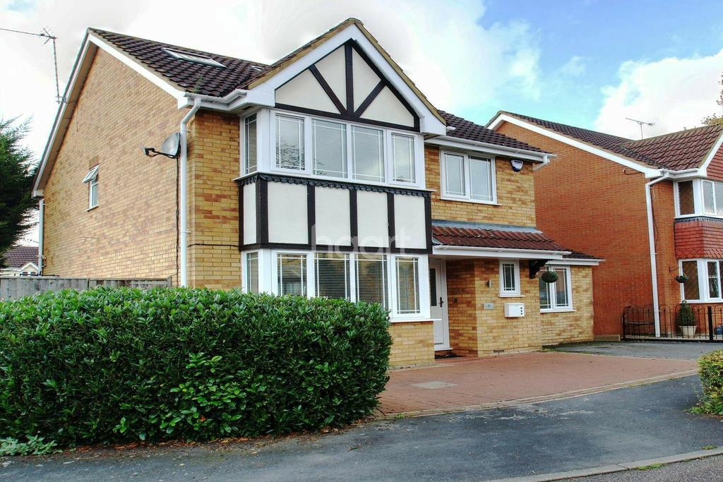 3 Bedrooms Detached House for sale in Lysander Way, Abbots Langley